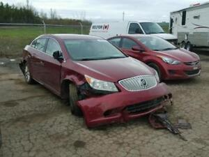 parting out 2010 buick allure lacross