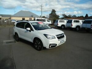 2016 Subaru Forester MY16 2.5I-L Pearl White Continuous Variable Wagon North Richmond Hawkesbury Area Preview