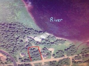 Price Drop!  Building lot in Grand bay on Brandy Point Road!
