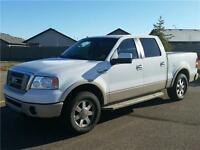 2008 Ford F-150 SuperCrew 4x4 KING RANCH
