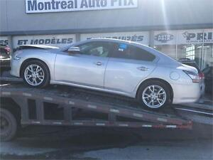 2014 Nissan Maxima 3,5 SV-FULL-AUTOMATIQUE-MAGS-CUIR-TOITOUVRANT