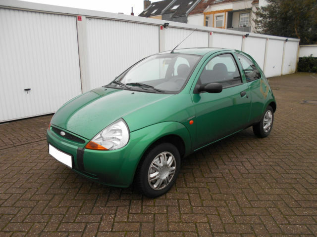 ford ka servo facelift t v in bremen gr pelingen ford ka gebrauchtwagen ebay. Black Bedroom Furniture Sets. Home Design Ideas