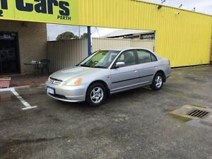 HONDA CIVIC AUTO IN MECHANICALLY GOOD CONDITION Maddington Gosnells Area Preview