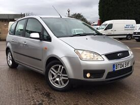 Ford Focus C Max***LOW MILEAGE*** only 59000 miles