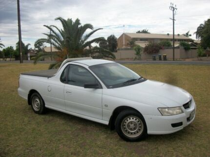 2007 Holden Commodore VZ MY06 Upgrade 4 Speed Automatic Utility Alberton Port Adelaide Area Preview