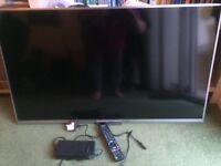 """FOR SALE Sony Bravia 42"""" LED backlit LCD smart TV"""