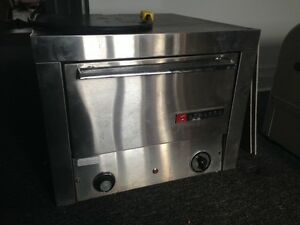 Garland double level counter top oven w/ Stones