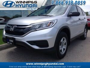 2016 Honda CR-V LX AWD Backup Camera Heated Seats No Accidents