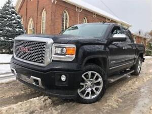 2014 GMC Sierra 1500 Denali - BACKUP CAM - LEATHER - NAV