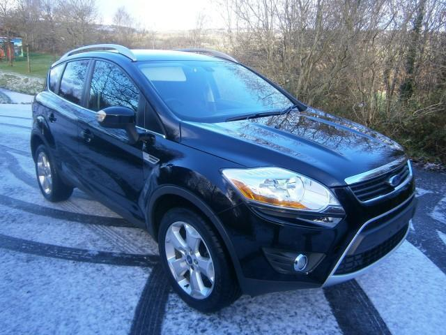 ford kuga 2 0tdci 163ps 4x4 2011 titanium in nelson merthyr tydfil gumtree. Black Bedroom Furniture Sets. Home Design Ideas