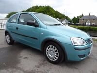 Vauxhall Corsa 1.2 Life AUTOMATIC, with Very Low Miles, and Being Sold with a New 12 Months MOT
