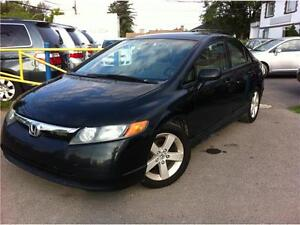 2006 Honda, CIVIC,EX. Automatique