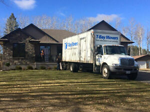NEED MOVING HELP IN THUNDER BAY? CALL: (807) 355-1977