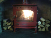 Hardwood logs delivered FREE within Chorley borough - quality firewood