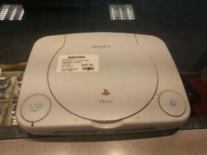 Sony PS1 Console system. We sell used Video games.  (#40987)