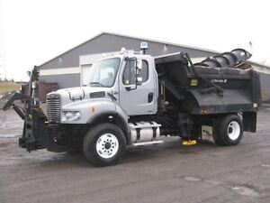 2007 Freightliner M2 Plow Truck