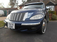 CHRYSLER PT CRUISER LIMITED EDITION- COOL 50's LOOKING