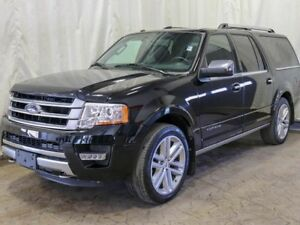 2017 Ford Expedition MAX Platinum w/ Center Row Bucket Seats