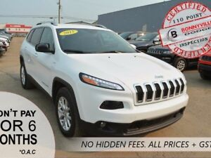 2015 Jeep Cherokee NORTH, UNDER 90,000KMS