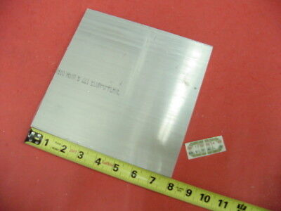 2 Pieces 34 X 8 X 8 6061 Aluminum Flat Bar T6511 Extruded Solid Mill Stock