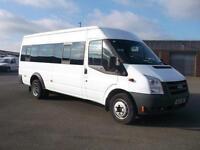 Ford Transit MINIBUS MEDIUM ROOF16 SEATER TDCI 100PS DIESEL MANUAL WHITE (2011)