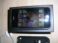 APPLE IPHONE 3G S 16MB WITH EXTRAS
