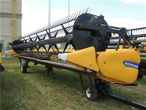 2013 New Holland 840CD-35 - 35' Rigid Draper Header GREAT BUY!!!