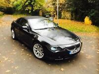 2005 54 BMW 645ci CONVERTIBLE 4.4 333BHP 2 DOOR