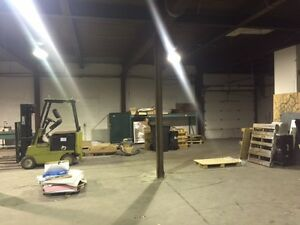 Industrial warehouse For RENT space industriel a LOUER