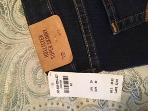 3 Pairs of New Hollister Super Skinny Size 3 Jeans