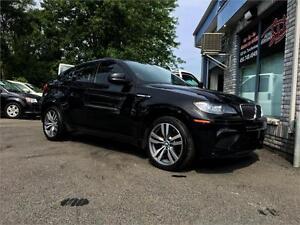 2011 BMW X6 M V8 AWD GPS CUIR TOIT MAGS 20''