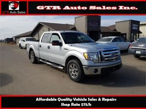 2009 Ford F-150 XLT  *NEW TIRES *4X4* *SUPERCREW*BACK-UP CAMERA*