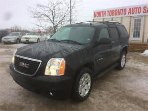 2007 GMC YUKON SLT - 4X4 - LEATHER SEATS - ALLOY RIMS - CLEAN