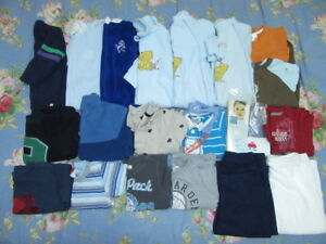 20 pieces clothes lot 18-24 months baby boys ~LIKE NEW or BETTER