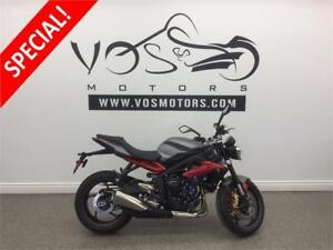 2016 Triumph Street Triple R - V3174 - No Payments For 1 Year**