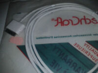 iPod Cable 6ft USB 2.0 to Apple ipod cable (30 pins)