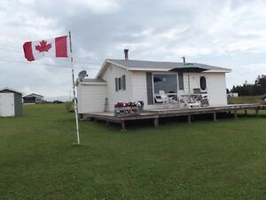 Two Bedroom Waterfront Cottage - MacDonald Shore, West Point