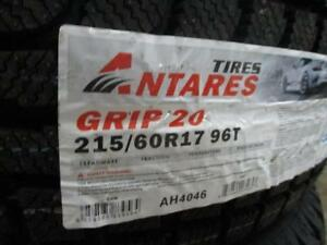 215/60 R17 95T ANTARES GRIP20 WINTER TIRES *BRAND NEW*