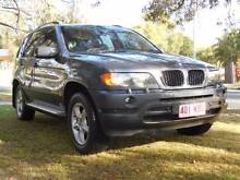 BMW X5 E53 Wagon, 3L 4x4 Constant 5 Speed Auto Buddina Maroochydore Area Preview