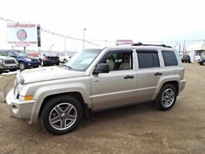 2009 Jeep PATRIOT 4WD NORTH For Sale Edmonton