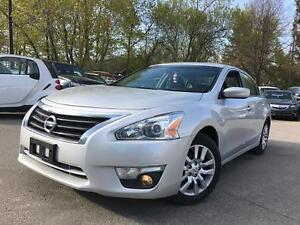 2014 Nissan Altima 2.5 S PL,PW, BACKVIEW CAMERA , CERTIFIED