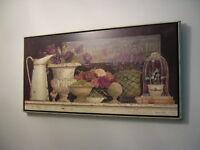 Kathryn White wood framed print