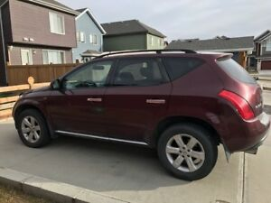 2007 Nissan Murano - needs some TLC