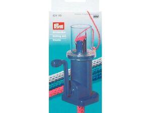 Strickmühle Prym 624145 Strickliesl Stricken Maschine Wolle Strickursel