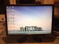 """Dell 22"""" inch PC computer Monitor E228WFPc"""