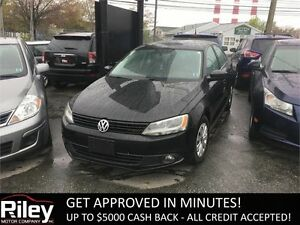 2011 Volkswagen Jetta Sedan Trendline STARTING AT $103.26 BI-WK