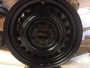 "Brand new OEM BMW 15""x 6.0""steel Part#1180067"