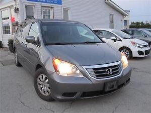 2009 Honda Odyssey EX-L CLEAN CARPROOF SUNROOF LEATHER BACK IN