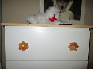 Poignées de meubles