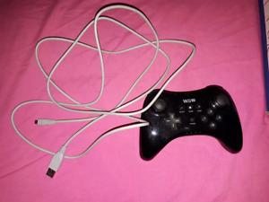 Manette Pro pour Nintendo Wii U